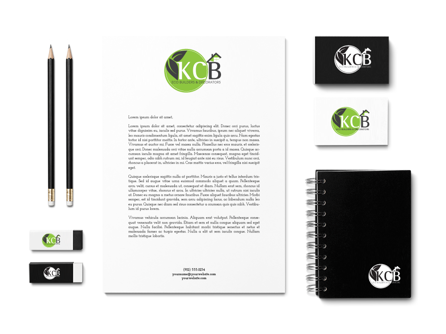 Aylesbury Stationery logo design