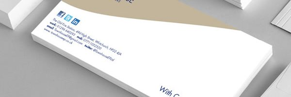 Stationery design in Aylesbury
