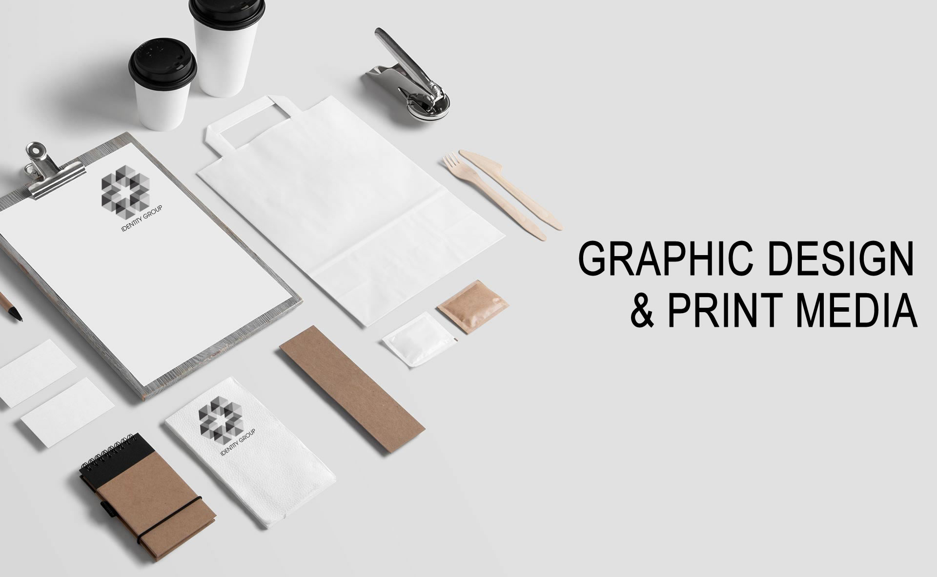Graphic Design and print media in Aylesbury